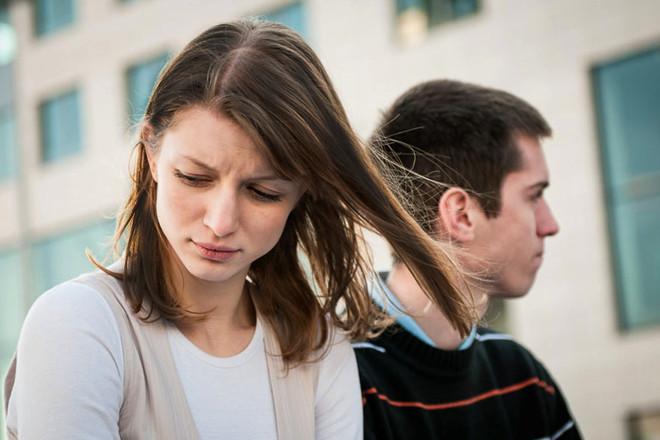 Хлопець сказав дівчині про розставання