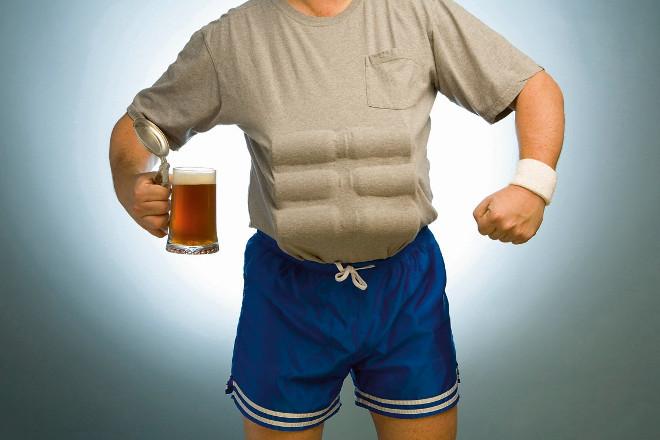 Хлопець з пивом