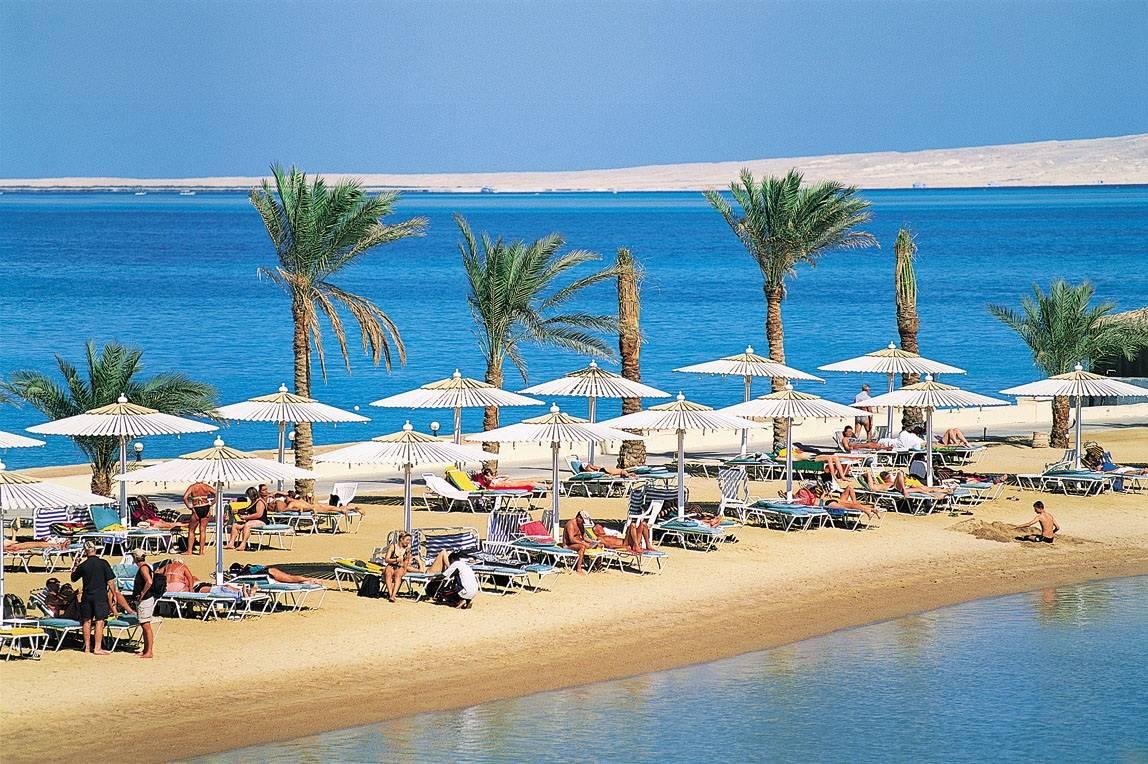 Пляжный отдых в Египте 2018