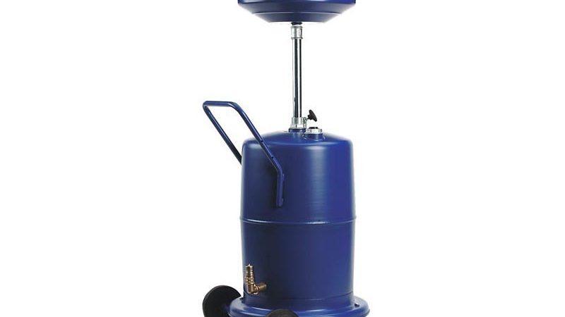 Устройство для оперативной замены масла марки Silverline Oil