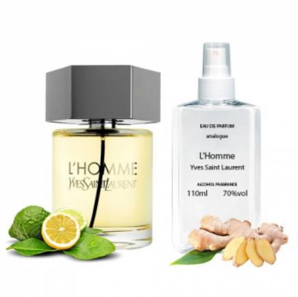 Yves Saint Laurent L'Homme – мужской парфюм с историей
