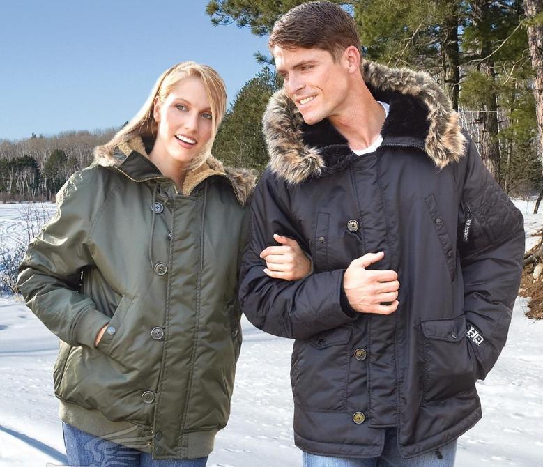 Куртка Аляска: описание, выбор, уход