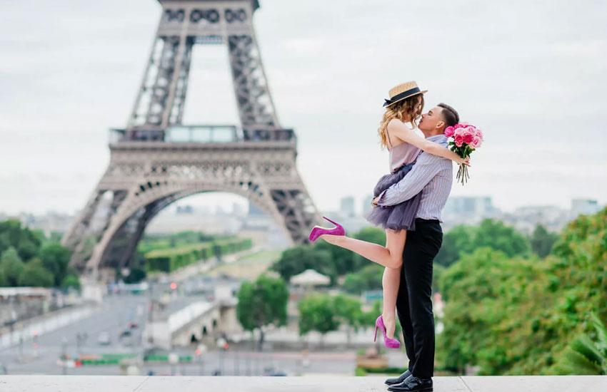 Счастливый брак с французом после получения визы жены