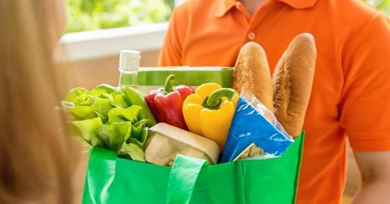 Оперативная доставка хлебобулочных изделий и продуктов на дом