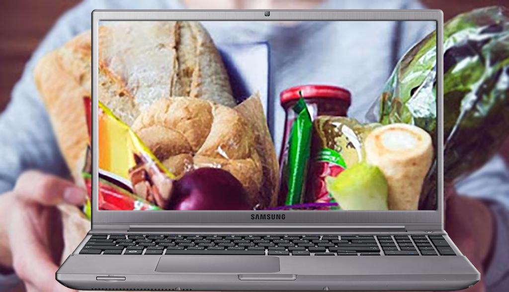 Как выбрать свежие продукты питания в интернете?