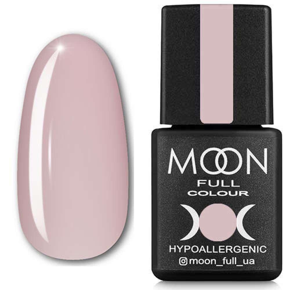 Гель-лак MOON Full Baza French 30 мл №06 бело-розовый