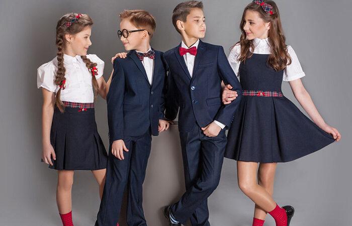 Качественная школьная форма добавляет ребенку уверенности в своих способностях