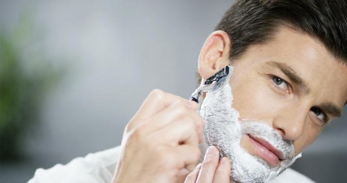 Обзор лезвий для бритья Gillette Fusion