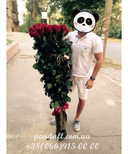 Голландская роза выше 160 см – лидер заказов в 2020 году Pandafl