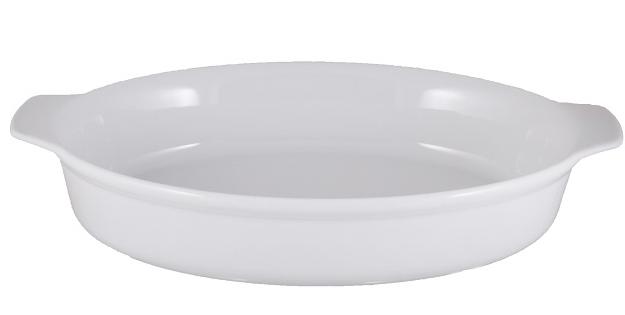 Форма для запекания Lubiana овал 27 см (изготовлена из фарфора)