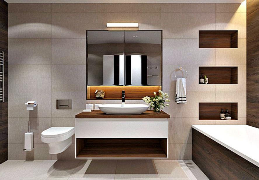 Выбираем мебель для ванной комнаты на долгие года