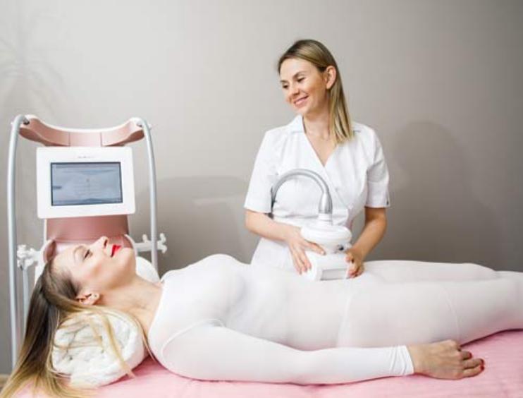 Проведення LPG масажу
