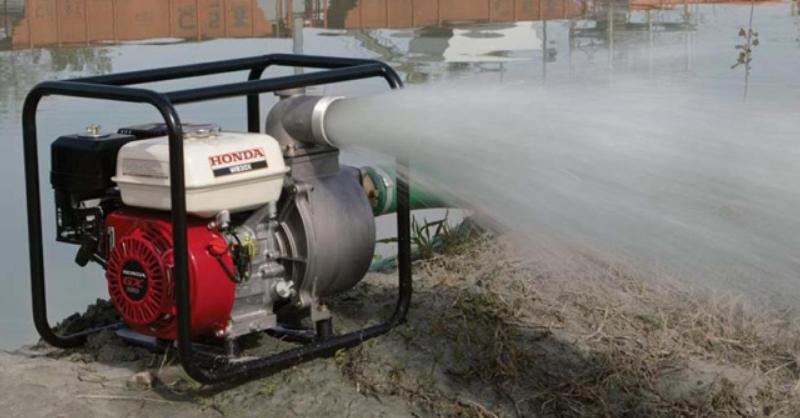 Как подобрать надежную мотопомпу для чистой воды?