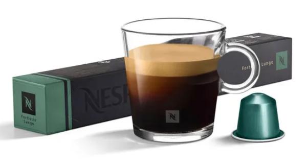 Nespresso OriginalLine Fortissio Lungo