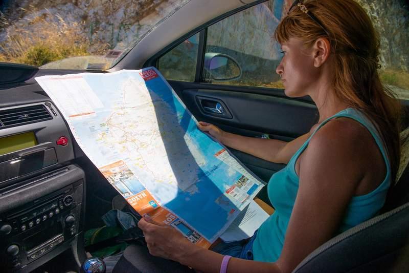 Аренда автомобиля для путешествий
