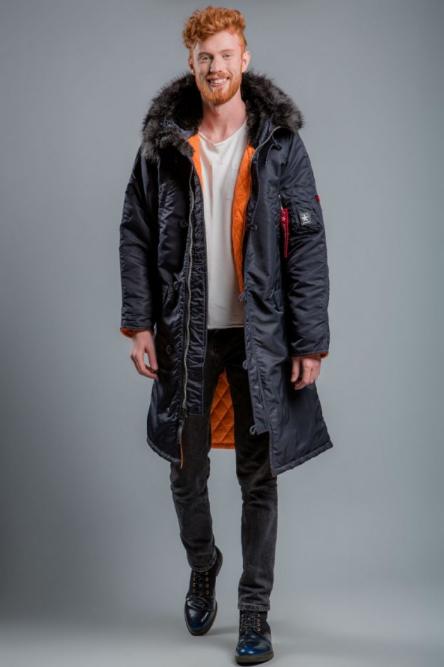 Зимний мужской пуховик (Аляска) – (Топ продаж интернет-магазина «Паркас»)