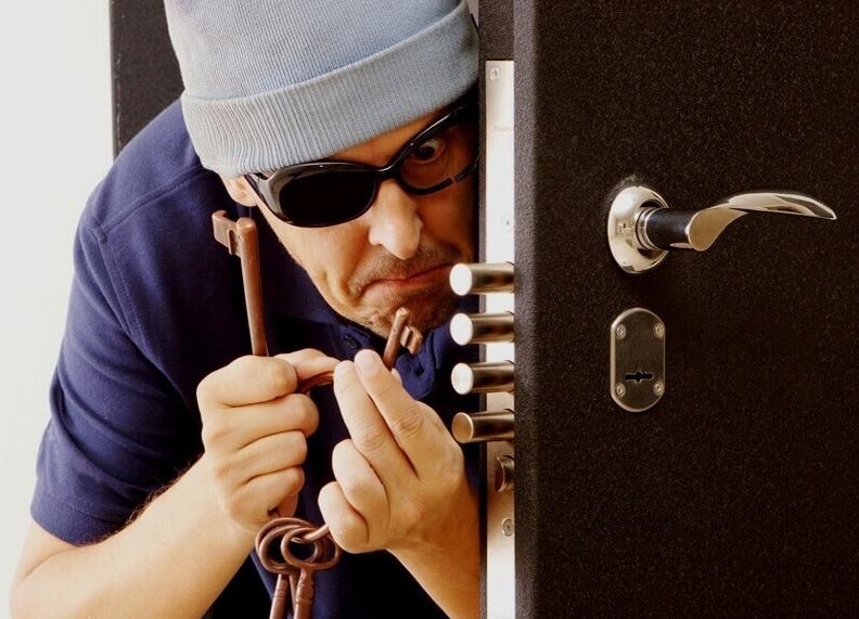 Входные двери с высокой степенью защиты от взлома