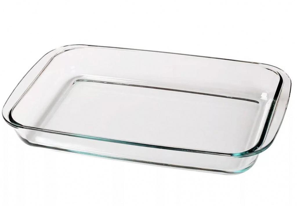 Форма для выпекания из закаленного стекла
